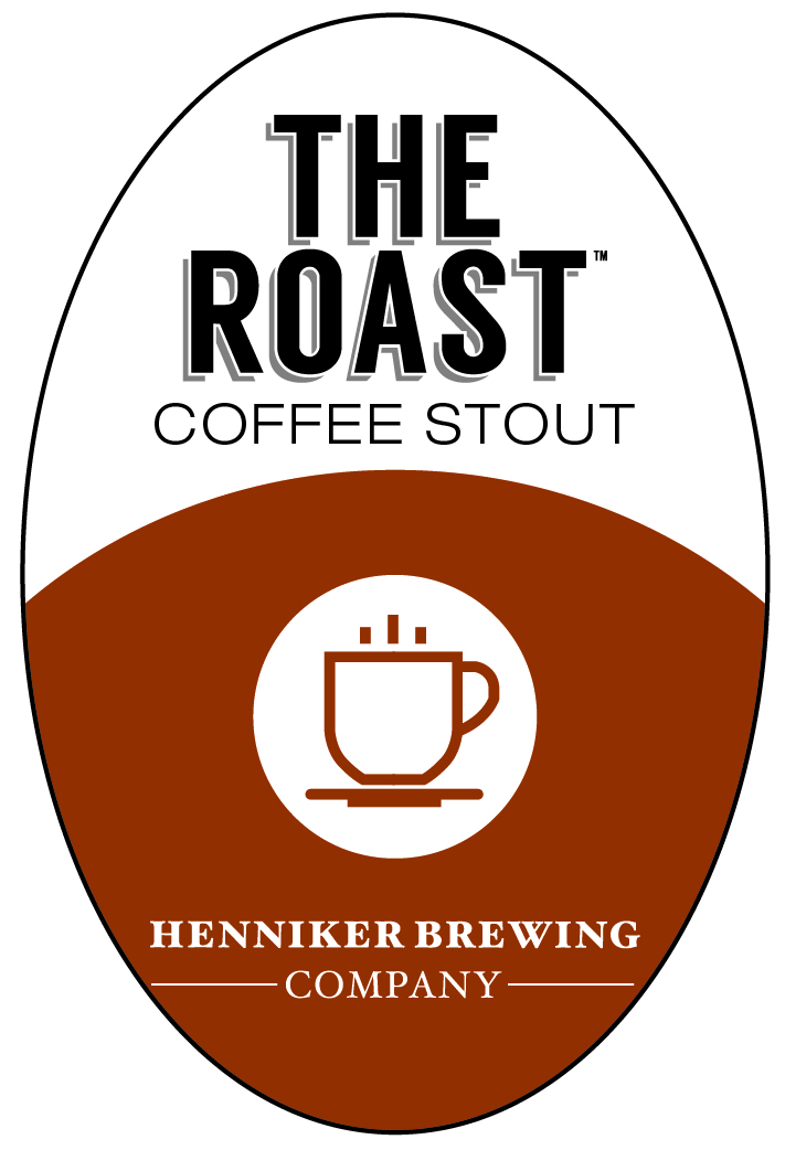 The Roast Tap Sticker