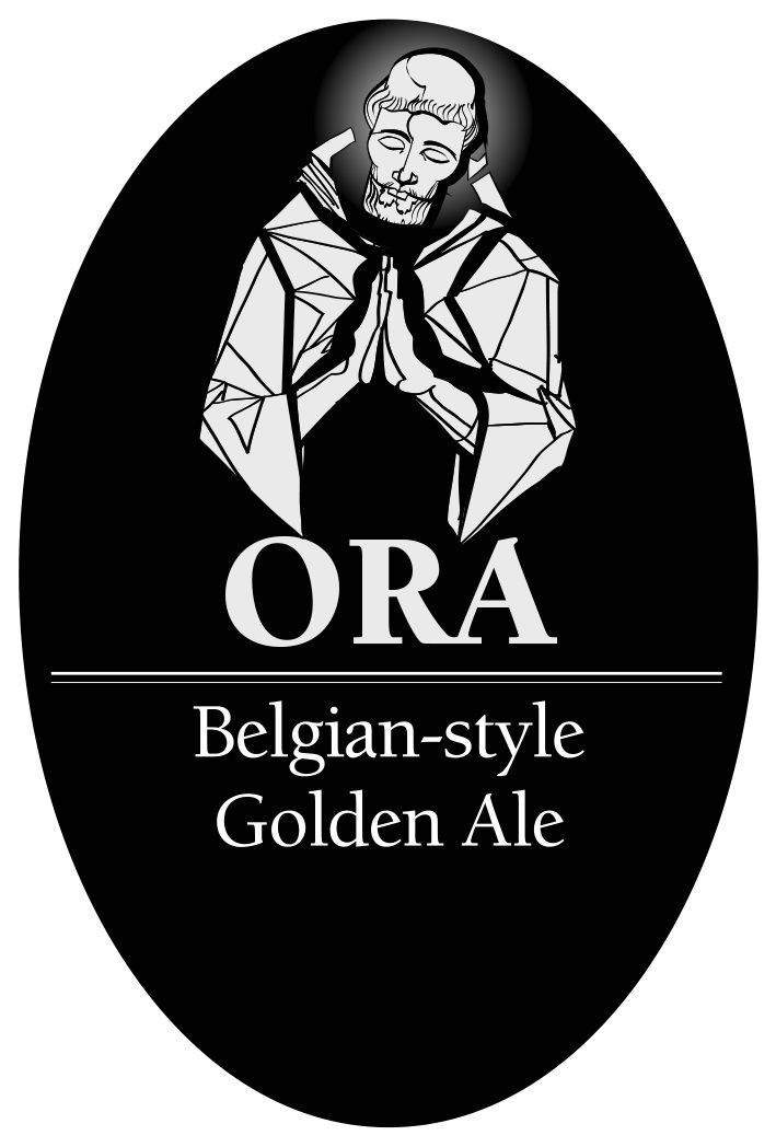 Ora Tap Handle Sticker