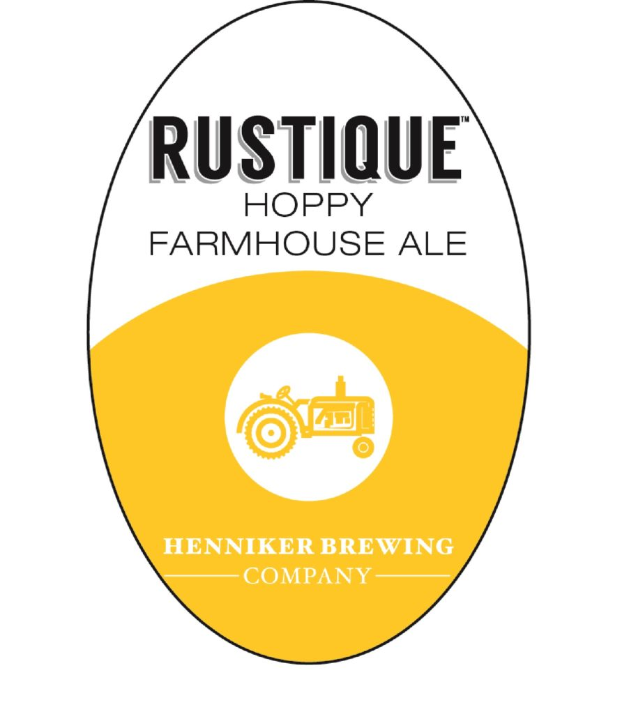 Rustique Tap Handle Sticker Website