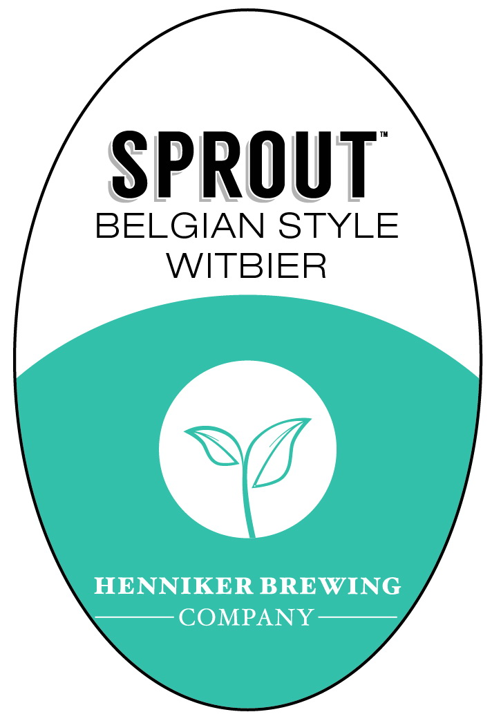 Sprout Tap Handle Sticker